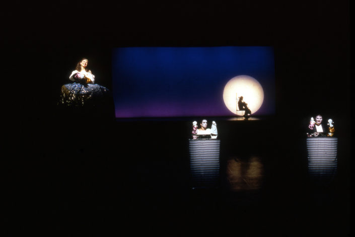Alice - mise en scène et scénographie Stéphane Vérité