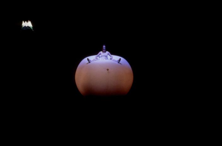 Mlle Else - mise en scène et scénographie Stéphane Vérité