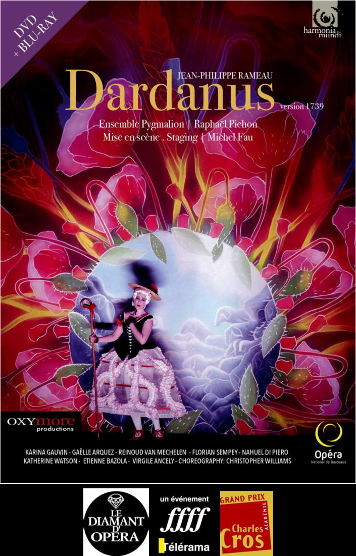 DVD Dardanus