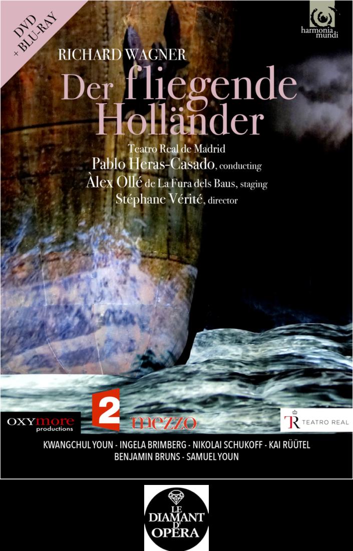 DVD Der fliegende Holländer