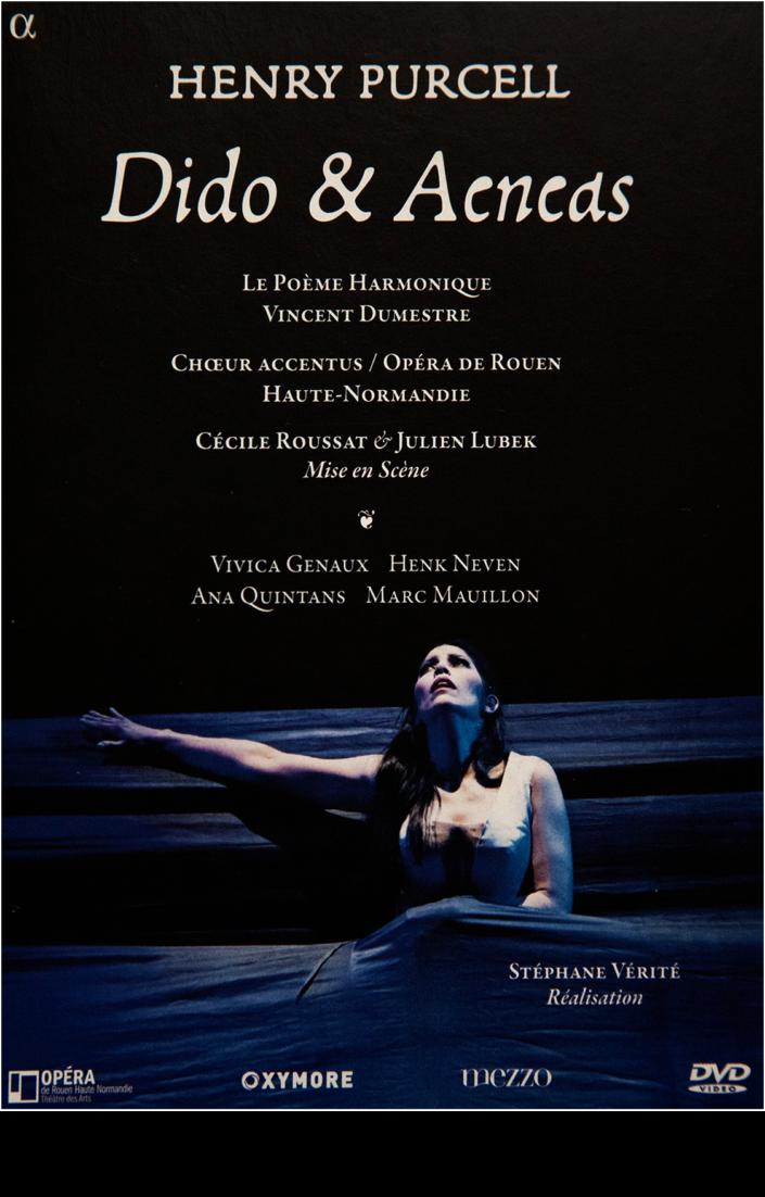DVD Dido & Aeneas