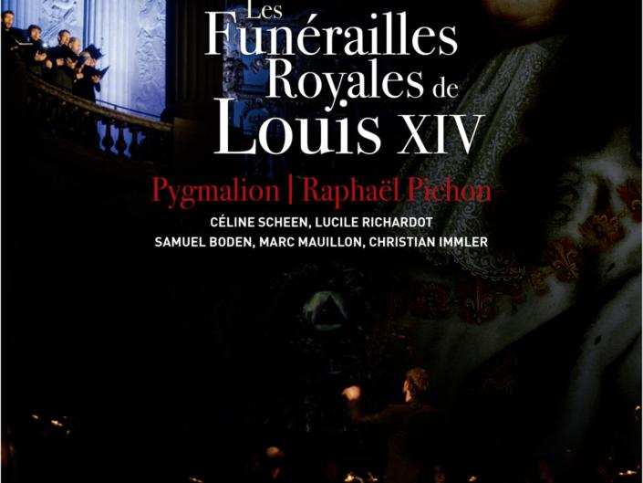 DVD Les Funérailles Royales de Louis XIV