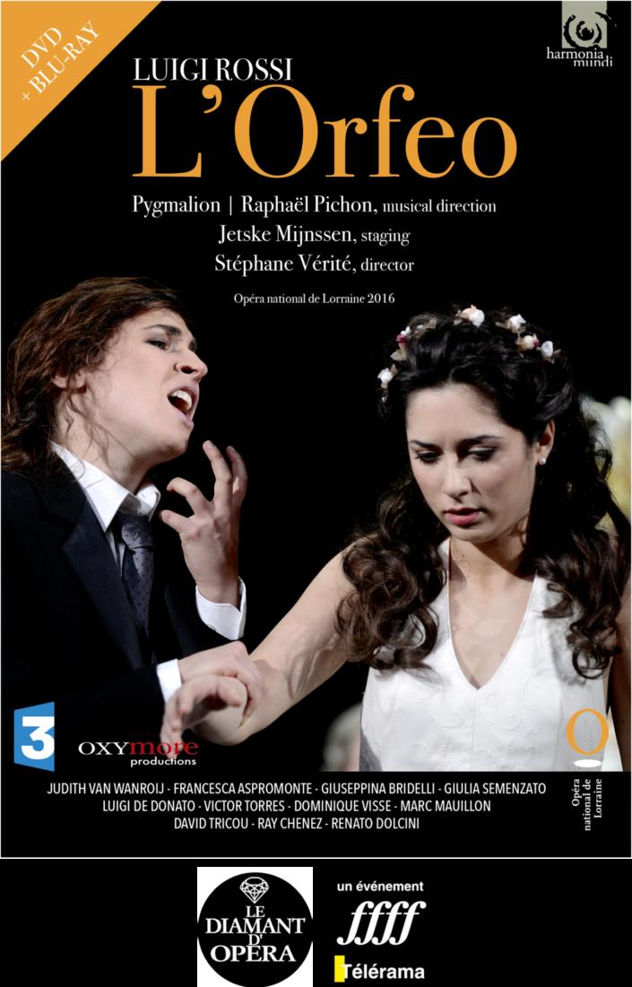DVD Orfeo